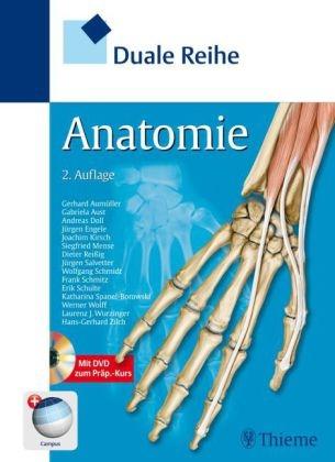 Duale Reihe Anatomie von Gerhard Aumüller | ISBN 978-3-13-136042-7 ...