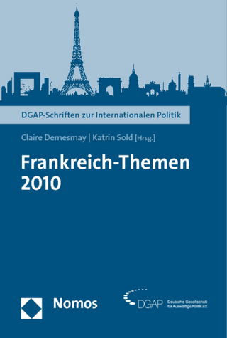 Frankreich-Themen 2010 - Claire Demesmay; Katrin Sold