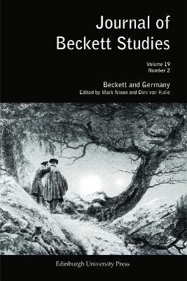 Beckett and Germany - Mark Nixon; Dirk van Hulle