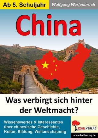 China - Wolfgang Wertenbroch