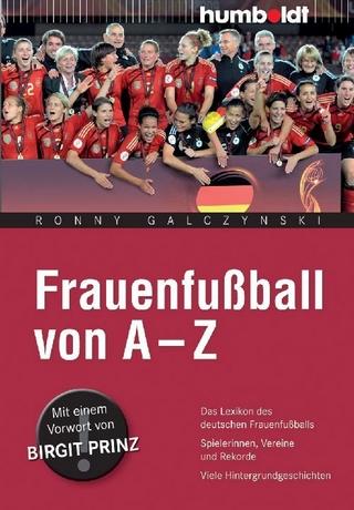 Frauenfußball von A - Z - Ronny Galczynski