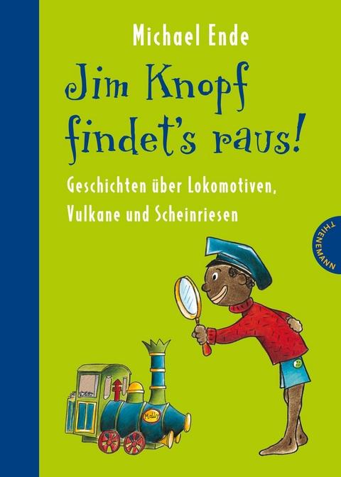 Jim Knopf Buch