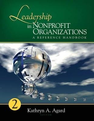 Leadership in Nonprofit Organizations - Kathryn A. Agard