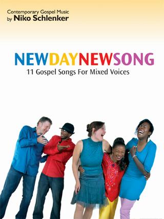 New Day - New Song (Partitur + CD) - Niko Schlenker