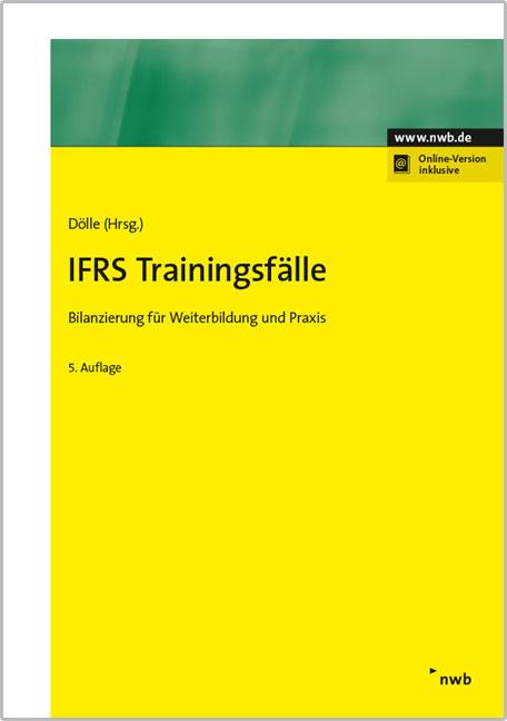 Ifrs Trainingsfälle Von Bernward Dölle Isbn 978 3 482 51735 8