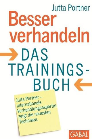 Besser verhandeln - Jutta Portner