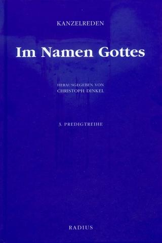 Im Namen Gottes 3 - Christoph Dinkel