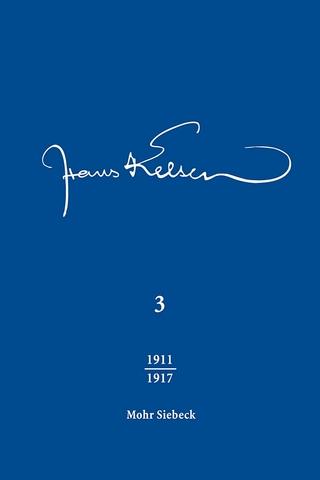Hans Kelsen Werke - Hans Kelsen-Institut; Hans Kelsen; Matthias Jestaedt