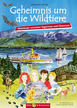 Geheimnis um die Wildtiere - Alexandra Benke