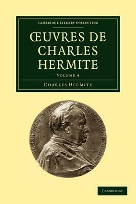 OEuvres de Charles Hermite - Charles Hermite