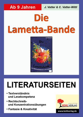 Die Lametta-Bande - Literaturseiten - Jochen Vatter; Christiane Vatter-Wittl