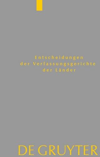 Baden-Württemberg, Berlin, Brandenburg, Bremen, Hamburg, Hessen, Mecklenburg-Vorpommern, Niedersachsen, Saarland, Sachsen, Sachsen-Anhalt, Schleswig-Holstein, Thüringen - Von Den Mitgliedern Der Gerichte