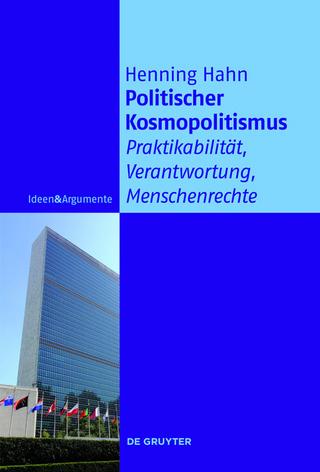 Politischer Kosmopolitismus - Henning Hahn