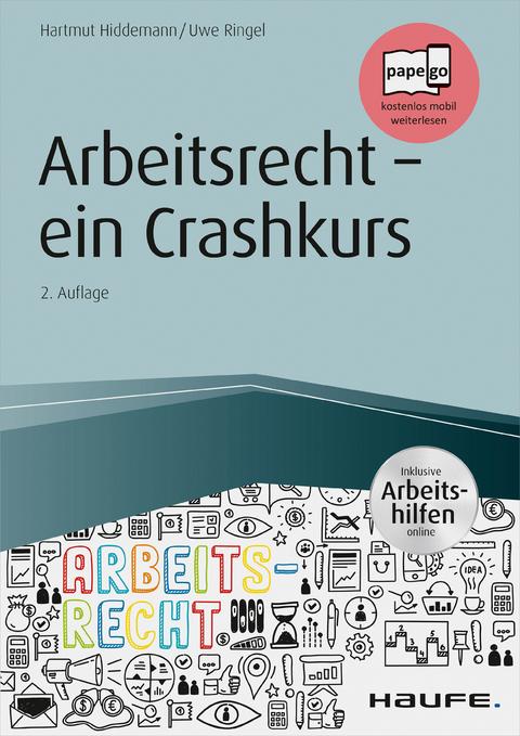 Ebook Arbeitsrecht Ein Crashkurs Inkl Arbeitshilfen Von