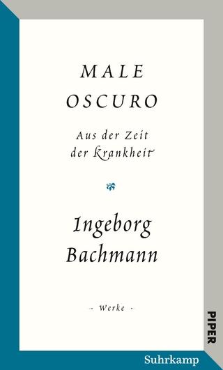 Salzburger Bachmann Edition - Ingeborg Bachmann; Isolde Schiffermüller; Gabriella Pelloni