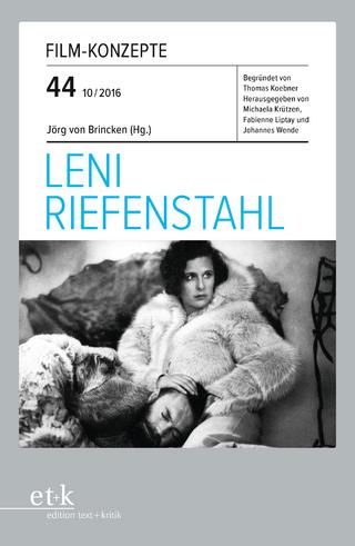 Leni Riefenstahl - Jörg von Brincken
