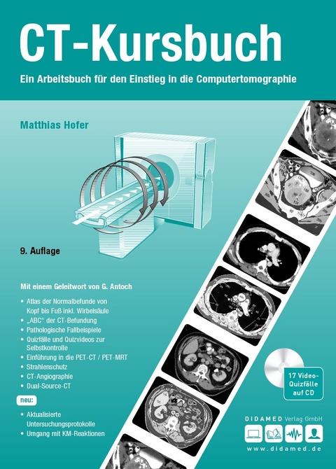 CT-Kursbuch von Matthias Hofer | ISBN 978-3-938103-24-1 | Fachbuch ...