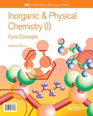 As Chemistry Resource Pack Cd Rom Inorganic And Von Anthony