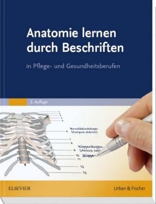Anatomie lernen durch Beschriften | ISBN 978-3-437-25081-1 ...