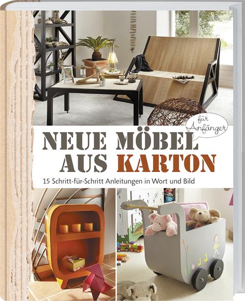 Neue Möbel Aus Karton Von Françoise Manceau Guilhermond Isbn 978 3