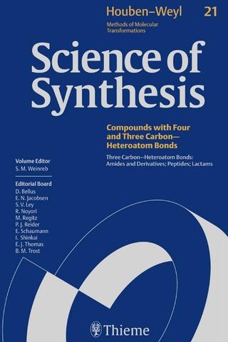 Science of Synthesis: Houben-Weyl Methods of Molecular Transformations Vol. 21