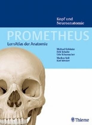 PROMETHEUS - Kopf und Neuroanatomie von Schünke   ISBN 978-3-13 ...