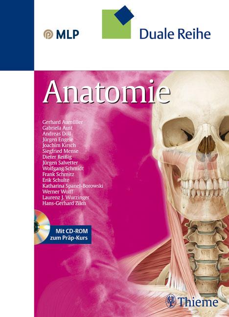 Anatomie von Gerhard Aumüller | ISBN 978-3-13-136041-0 | Fachbuch ...
