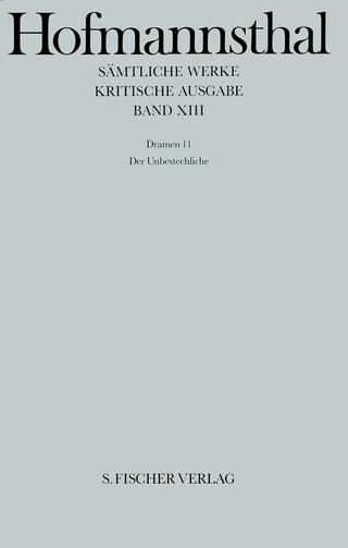 Dramen 11 - Hugo von Hofmannsthal; Roland Haltmeier