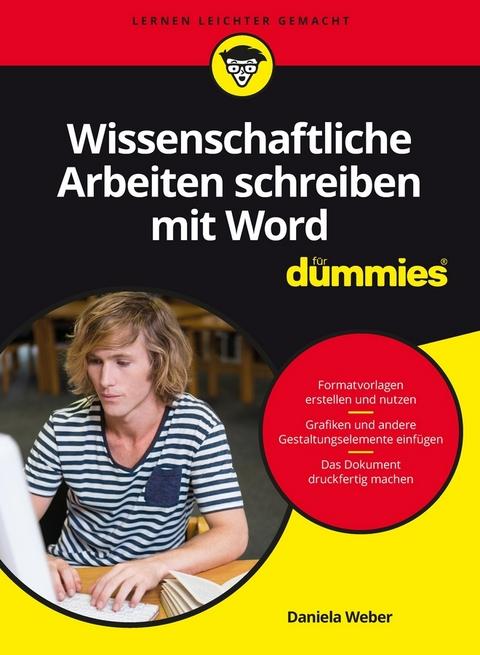 Wissenschaftliches Schreiben Buch