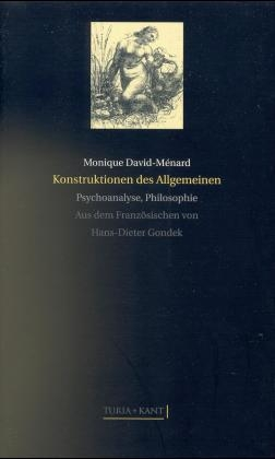 Konstruktionen des Allgemeinen - Monique David-Ménard
