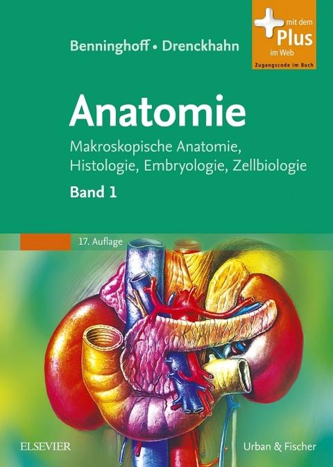 Anatomie von Detlev Drenckhahn | ISBN 978-3-437-42342-0 | Fachbuch ...