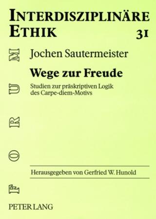 Wege zur Freude - Jochen Sautermeister