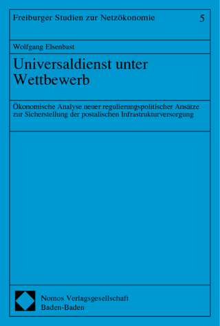 Universaldienst unter Wettbewerb