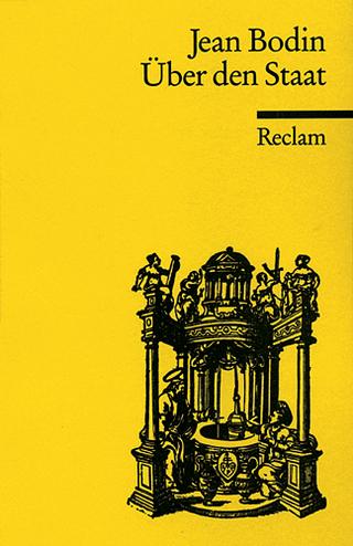 Über den Staat - Jean Bodin