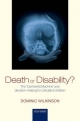 Death or Disability?: The ''Carmentis Machine'' and decision-making for critically ill children