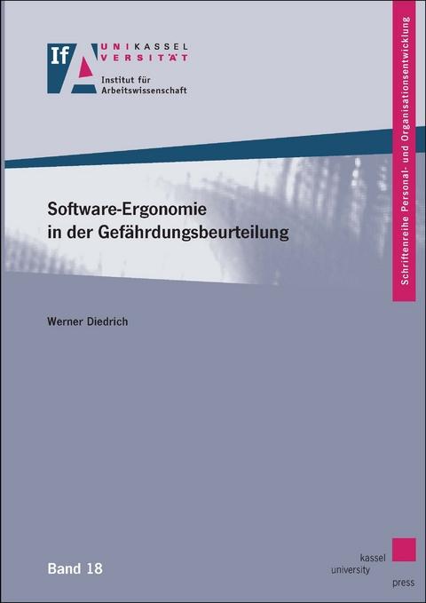 Software-Ergonomie in der Gefährdungsbeurteilung (eBook)