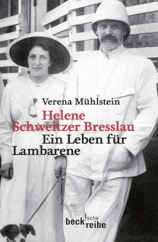 Helene Schweitzer Bresslau - Verena Mühlstein