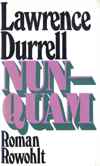 Nunquam - Lawrence Durrell