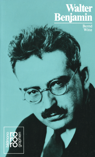 Walter Benjamin - Bernd Witte