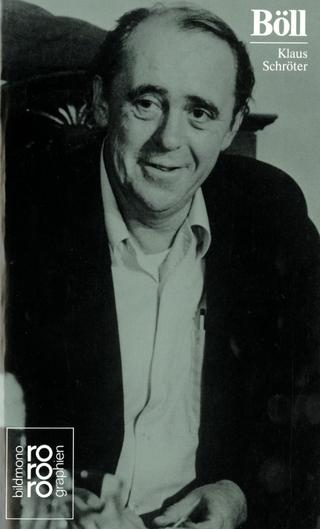 Heinrich Böll - Klaus Schröter