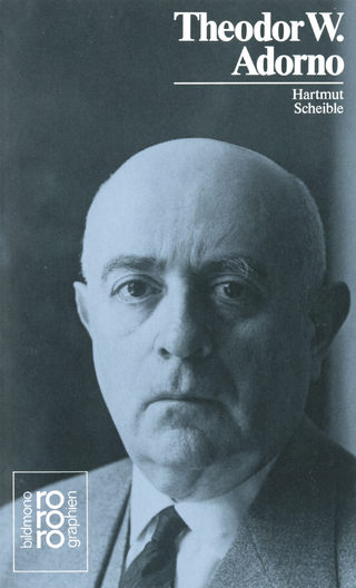 Theodor W. Adorno - Hartmut Scheible