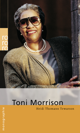 Toni Morrison - Heidi Thomann Tewarson