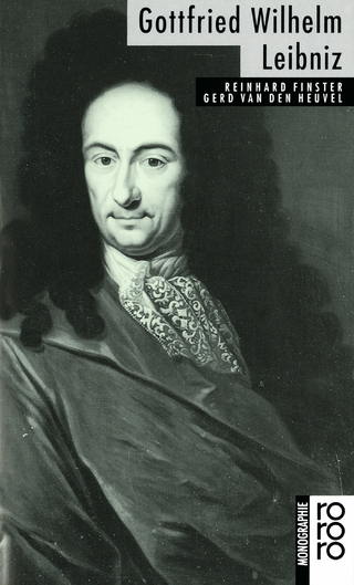 Gottfried Wilhelm Leibniz - Reinhard Finster; Gerd van den Heuvel