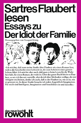 Sartres Flaubert lesen - Traugott König
