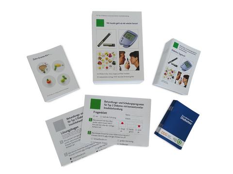 Diabetes und verhalten schulungsprogramm