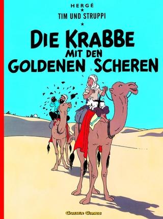 Tim und Struppi 8: Die Krabbe mit den goldenen Scheren - Hergé