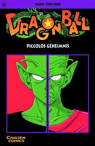 Dragon Ball 14 - Akira Toriyama