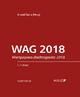 WAG Wertpapieraufsichtsgesetz NEU inkl. 15. Lieferung SUBSKRIPTIONSPREIS BIS 30. 6. 2018 - Ernst Brandl; Gerhard Saria