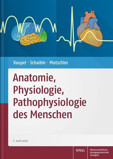 Anatomie, Physiologie, Pathophysiologie des Menschen von Peter ...