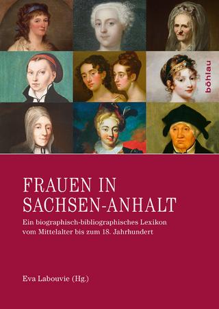 Frauen in Sachsen-Anhalt - Eva Labouvie
